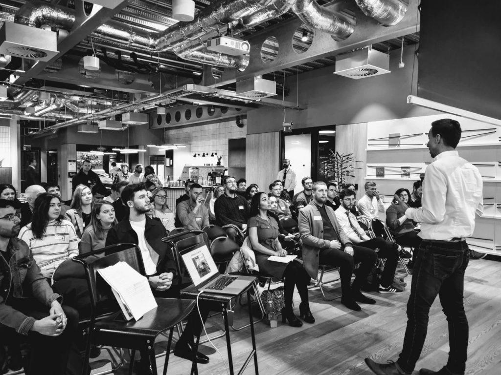 James Sandbrook - The Marketing Meetup